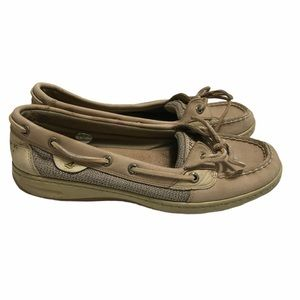 SPERRY Angelfish boat shoes Size 9.5